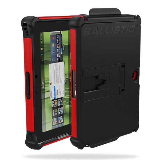 Ballistic Tough Jacket BlackBerry PlayBook Case