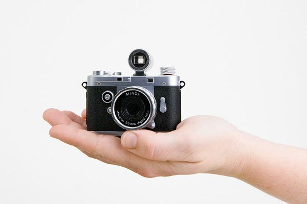 Classic Leica M3 Styled Mini Digital Camera