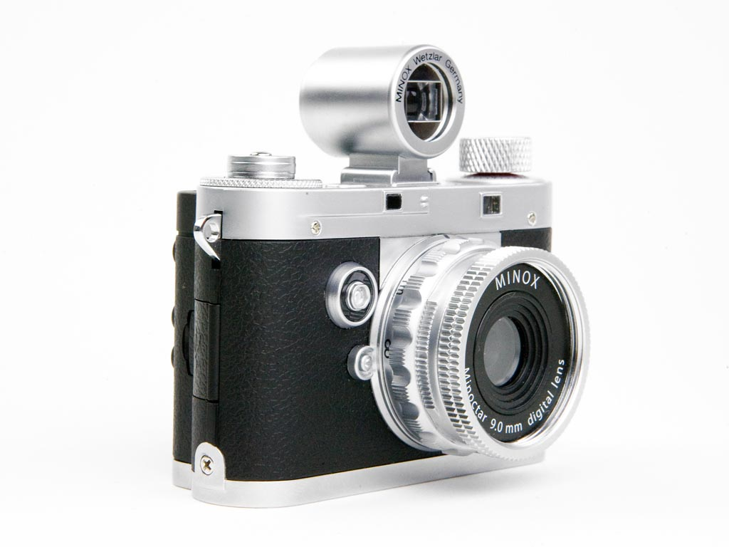 Classic Leica M3 Styled Mini Digital Camera | Gadgetsin