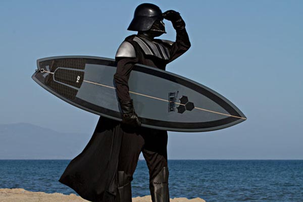 Darth Vader's Summer Vacation