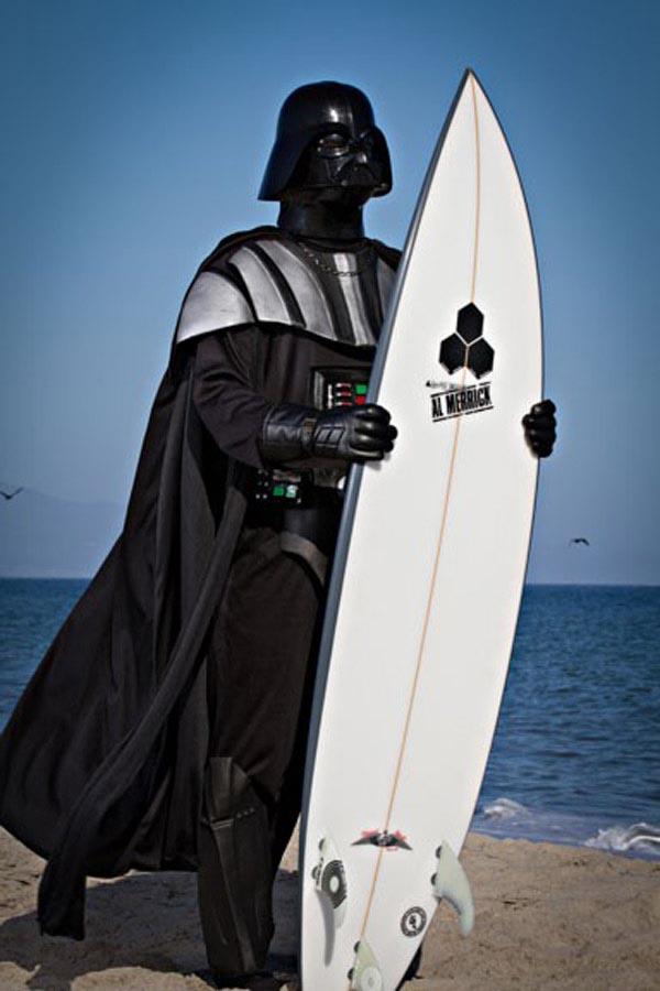 Darth Vader's Summer Vacation