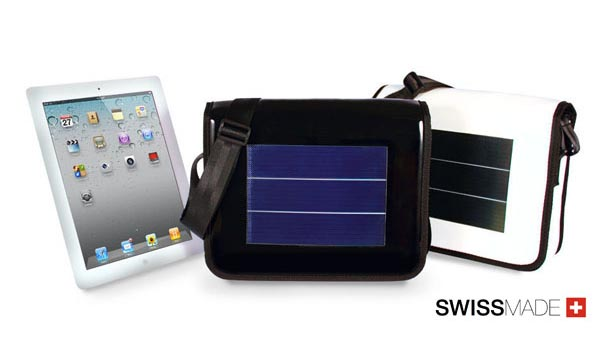 Element5 Mini L iPad Bag with Solar Charger