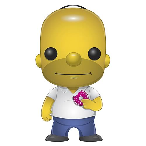 Funko POP! The Simpsons Series 1 Vinyl Figures