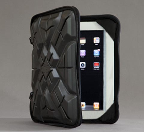 G-Form Extreme Portfolio Protective Case for Original iPad and iPad 2