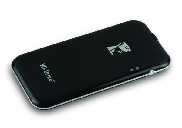 Kingston Wi-Drive Wireless Portable Storage