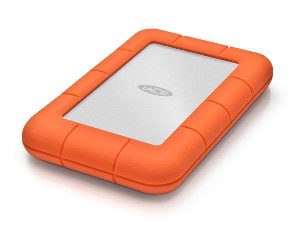 Lacie Rugged Mini Usb 3 0 External Hard Drive Gadgetsin