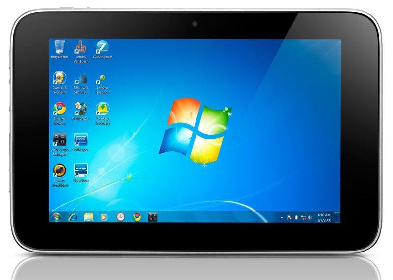 lenovo ideapad p1 windows 7 tablet unveiled gadgetsin. Black Bedroom Furniture Sets. Home Design Ideas