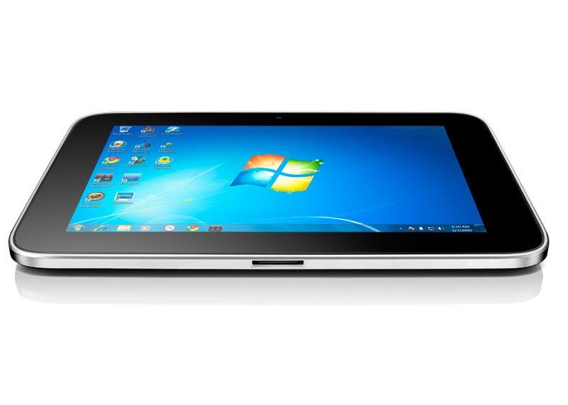 Lenovo Ideapad P1 Windows 7 Tablet Unveiled Gadgetsin