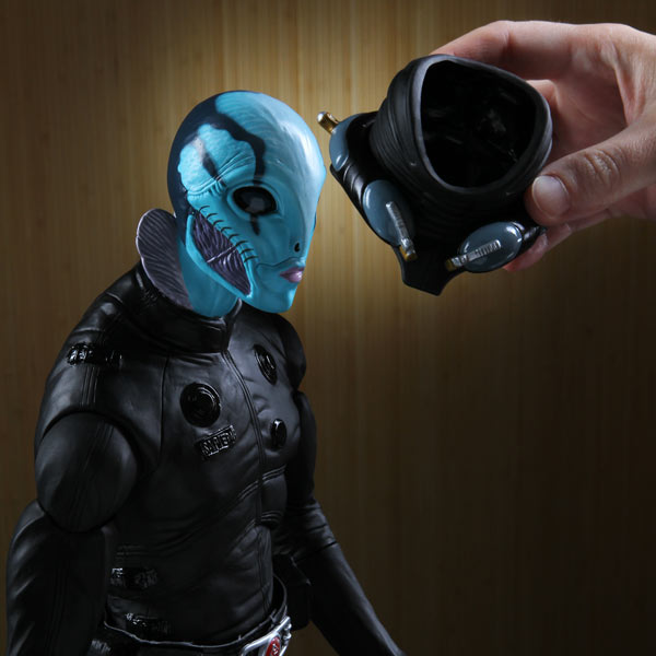 Limited Edition Abe Sapien Action Figure