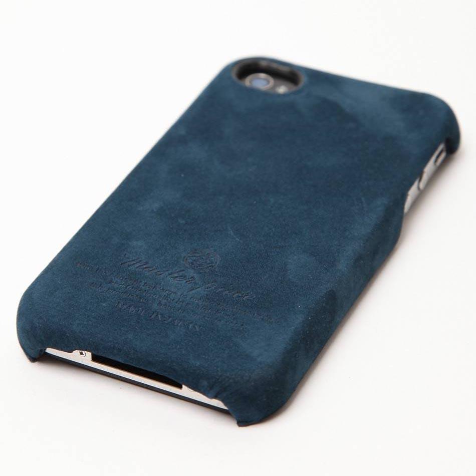 Master-Piece Equipment Series Suede iPhone 4 Case | Gadgetsin