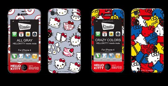 More Hello Kitty iPhone 4 Cases