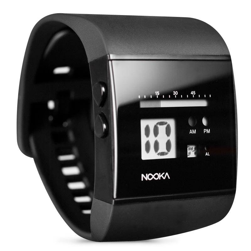 how to change time in zoop digital watch
