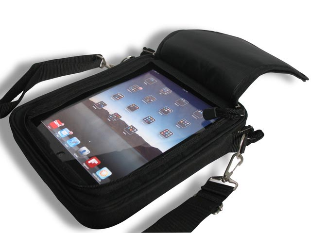 Padded Ballistic Nylon Travel Bag for Original iPad and iPad 2
