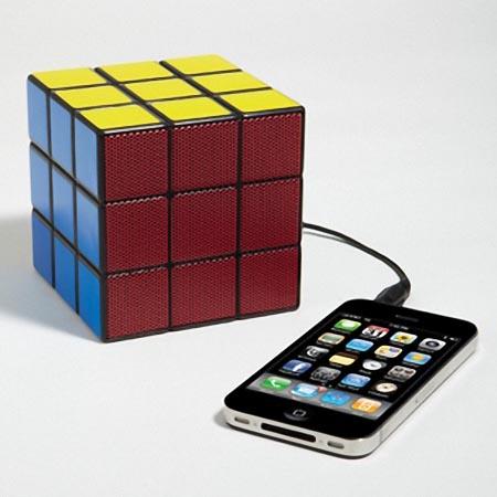 Rubik's Cube Portable Speaker