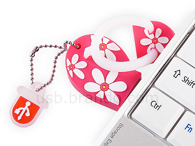 Slipper Shaped USB Flash Drive