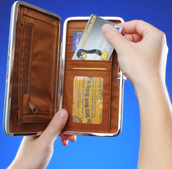 Superhero Themed Wallets