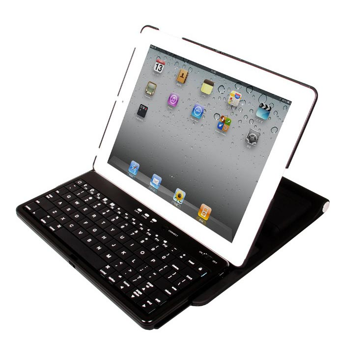 Clamshell Ipad 2 Case Thanko Ipad 2 Keyboard Case is