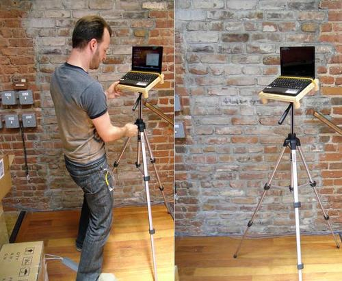 Tripod for Laptop