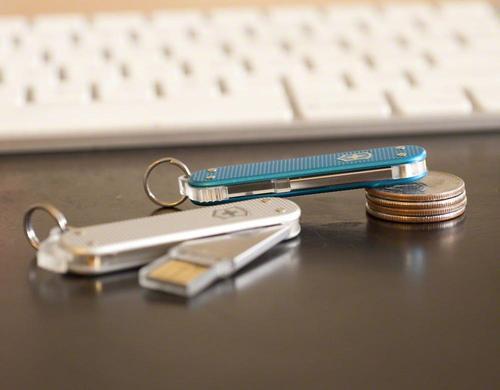 Victorinox Swiss Army Slim USB Flash Drive