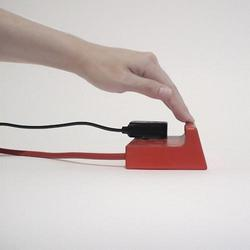 Power Strip Styled Alternative Alarm Clock