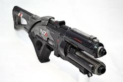 N7 Assault Rifle Replica from Mass Effect 3