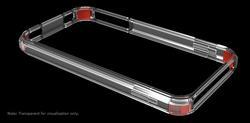Nex Design Contour iPhone 4 Aluminum Case