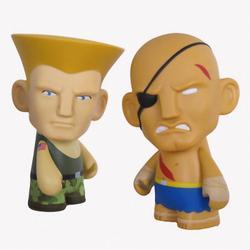Street Fighter Mini Figures Series