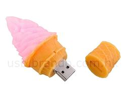 Ice Cream Shaped USB Flash Drive