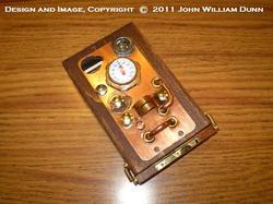 iCog Dione Steampunk iPhone 4 Case