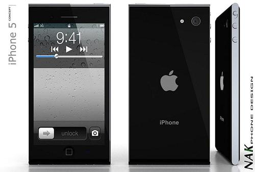 Another iPhone 5 Design Concept