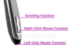 Genius Pen Styled Wireless Mouse