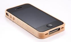 iTimber iPhone 4 Wood Case
