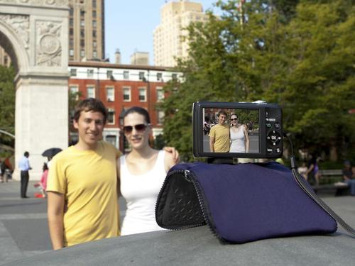 Quirky Pose Camera Case Doubles As Camera Stand