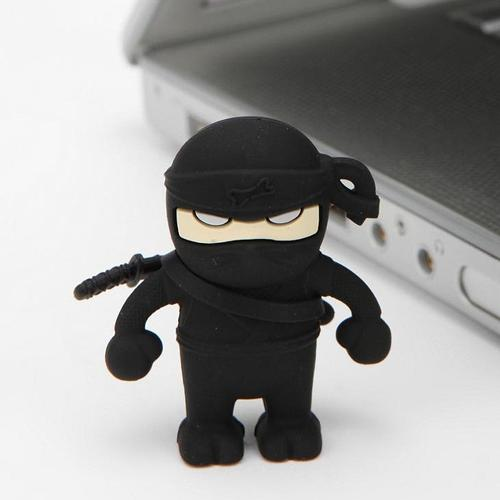 Mini Figure Styled USB Flash Drive