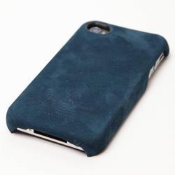 Master-Piece Equipment Series Suede iPhone 4 Case