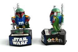 Star Wars Themed M&M's Money Bank