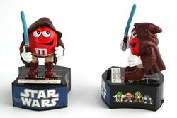 Star Wars Themed M&M's Money Bank