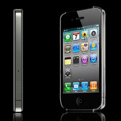 Caze Zero 5 UltraThin iPhone 4 Case