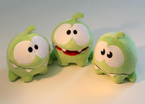 Cut The Rope Plush Toys