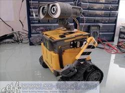 DJ Sures' Wall-E Robot