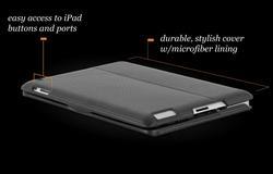 ZAGG ZAGGfolio iPad 2 Keyboard Case