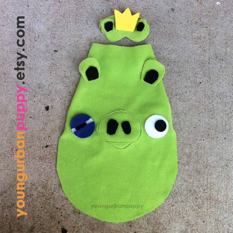 Angry Birds Dog Costume Gadgetsin