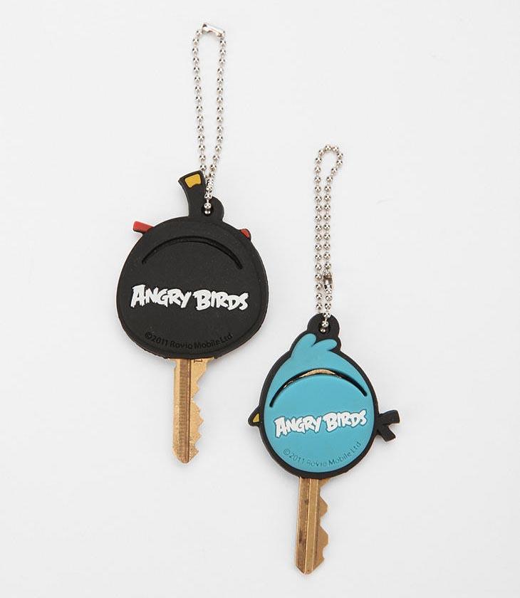 Angry Birds Themed Key Cap Set