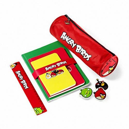 Angry Birds Themed School Kit