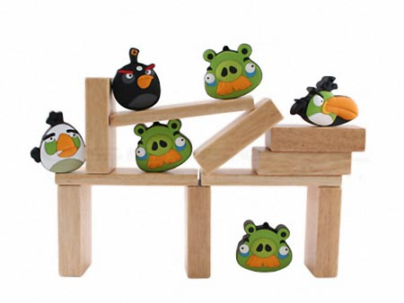 Angry Bird Themed USB Flash Drives