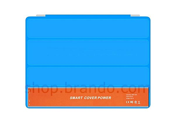 Anytone Smart Cover Power Backup Battery for iPad 2