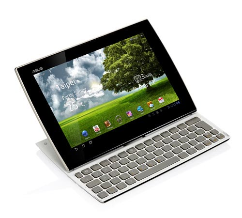 Asus Eee Pad Slider Sl101 Android Tablet With Built In