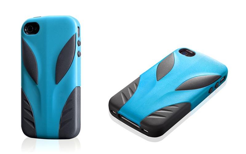 COOLOUS Alien iPhone 4 Case | Gadgetsin