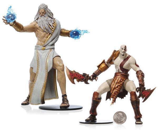 God of War Action Figure Series