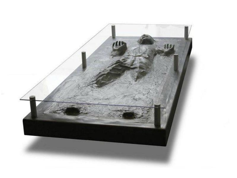 Fabulous Han Solo Carbonite Coffee Table 800 x 600 · 53 kB · jpeg